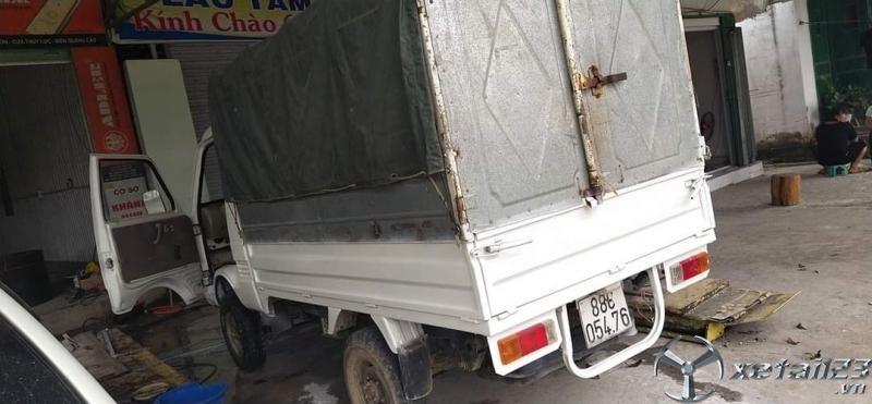 Bán Chiến Thắng sản xuất 2013 thùng mui bạt giá 46 triệu , sẵn xe giao ngay