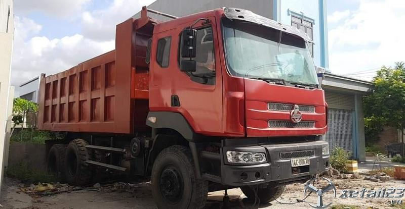 Cần bán ô tô tải tự đổ Chenglong sản xuất năm 2011 chỉ với 450 triệu