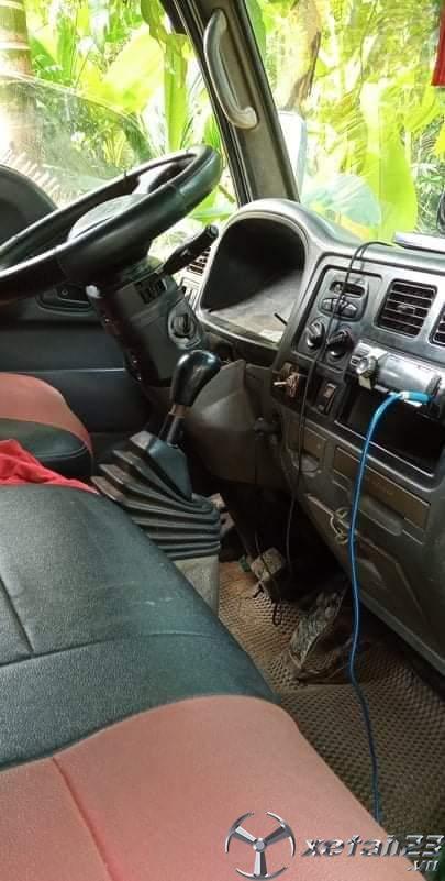 Thanh lý gấp xe Kia Frontier đời 2001 thùng mui bạt giá công khai 88 triệu