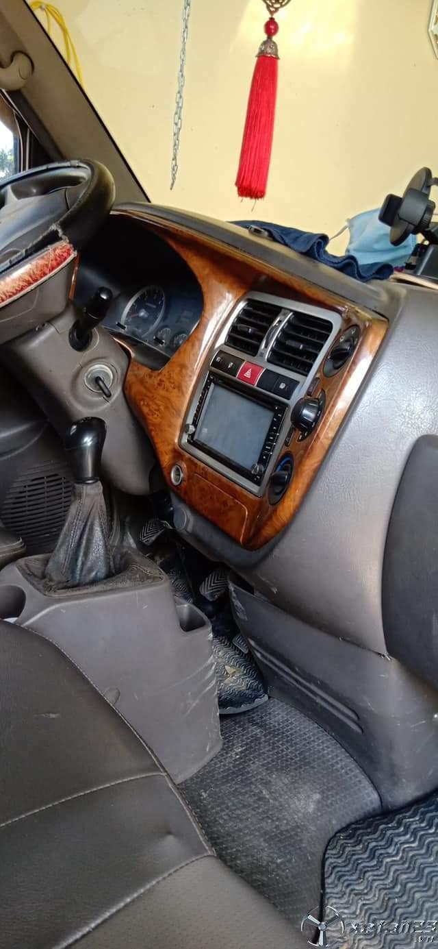 Cần bán Hyundai Porter II đời 2006 thùng mui bạt với giá 170 triệu