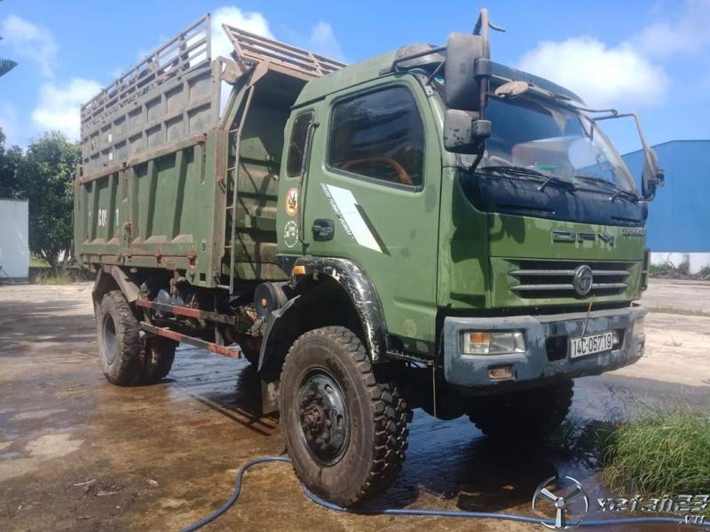 Bán Ô tô tải tự đổ Trường Giang đời 2010 .Chỉ với 175 triệu nhận ngay xe đẹp