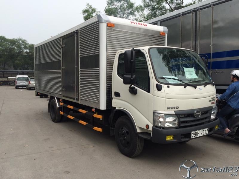 xe tải hino 3.5 tấn nhập nguyên chiếc indonesia