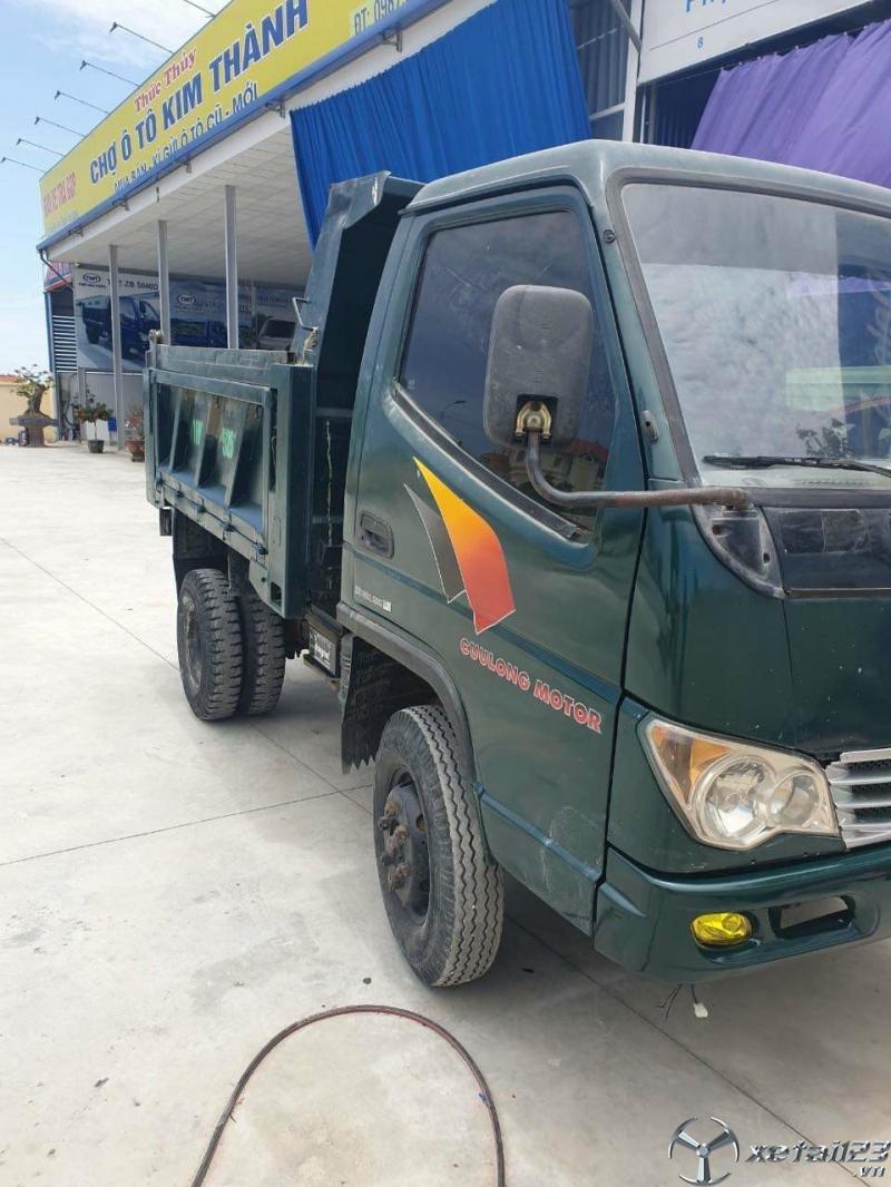 Cần bán xe ben Cửu Long 1,25 tấn đời 2010 giá rẻ nhất