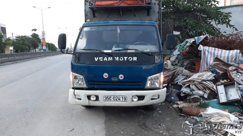 Bán Veam đời 2011 thùng mui bạt giá siêu rẻ chỉ 100 triệu
