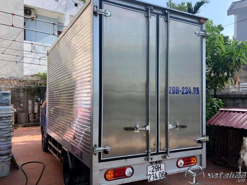 Rao bán Hyundai Newporter sx năm 2019 thùng kín với 350 triệu