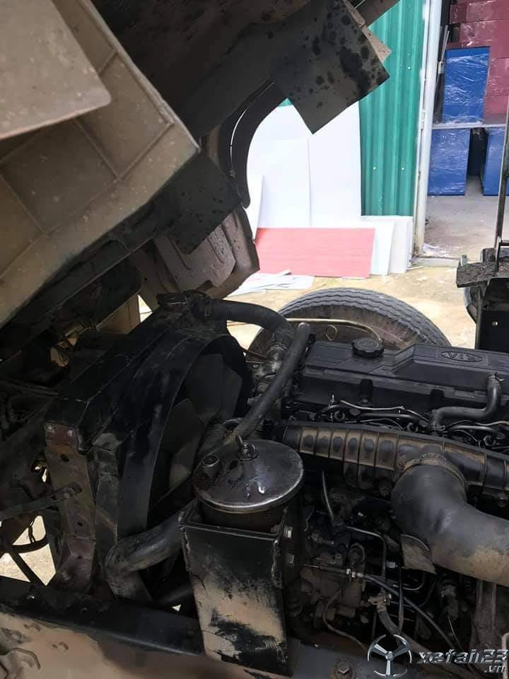 Bán gấp xe Veam đời 2011 thùng mui bạt với giá 110 triệu có thương lượng
