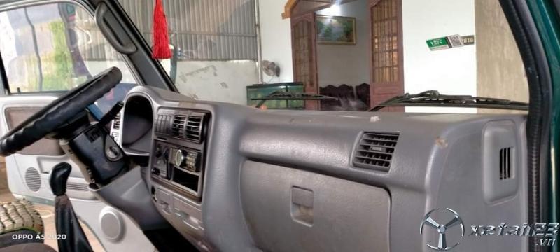 Bán xe Thaco K165 sản xuất năm 2016 thùng mui bạt giá rẻ nhất