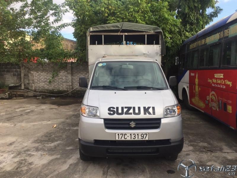 Cần bán xe Suzuki Carry 5 tạ đời 2011 thùng mui bạt