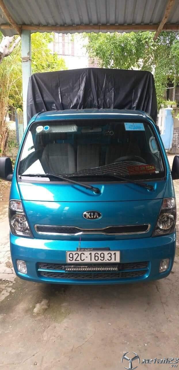 Cần bán gấp xe Kia frontier K200 đời 2009 thùng mui bạt chỉ với 320 triệu, sẵn xe giao ngay
