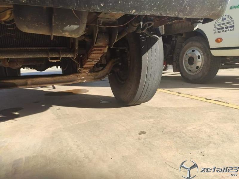 Bán gấp xe Hyundai 3,2 tấn đời 1999 thùng mui bạt với giá 120 triệu