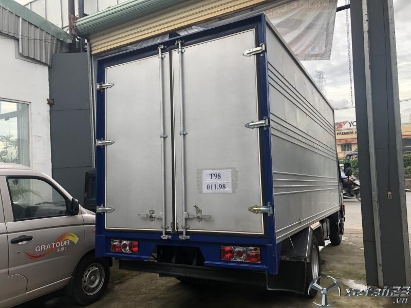 Giá xe tải vinamotor 1 tấn 9