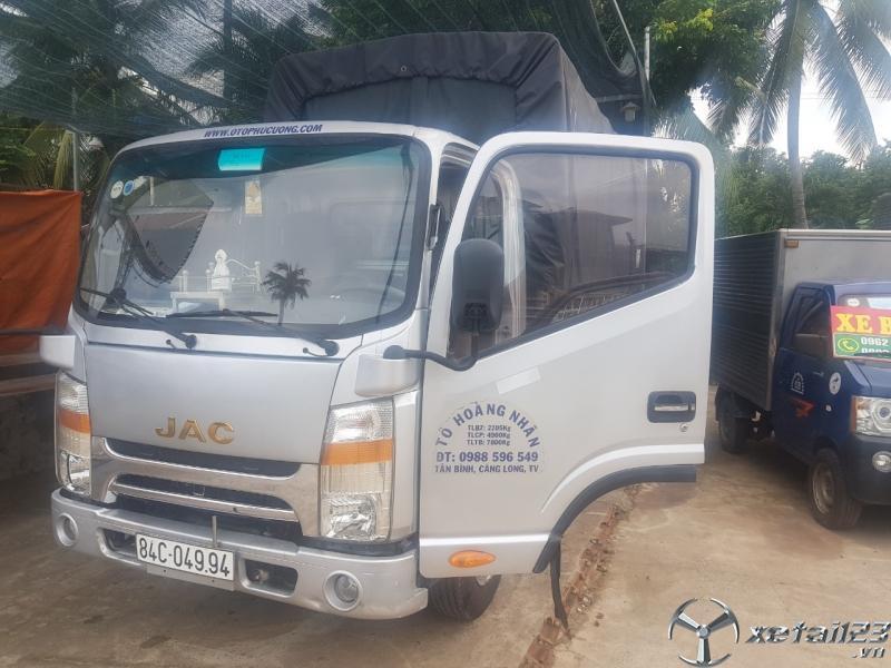 Xe tải Jac 5 tấn cũ