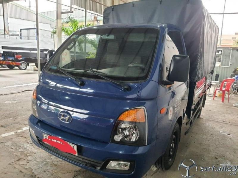 Cần bán xe Thaco K165 2,4 tấn sx 2016 thùng mui bạt chỉ với 290 triệu, sẵn xe giao ngay