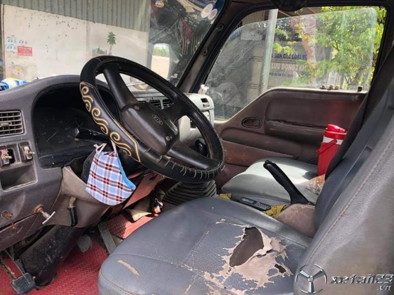 Rao bán xe Kia Frontier đời 2000 thùng mui bạt giá siêu rẻ chỉ 75 triệu