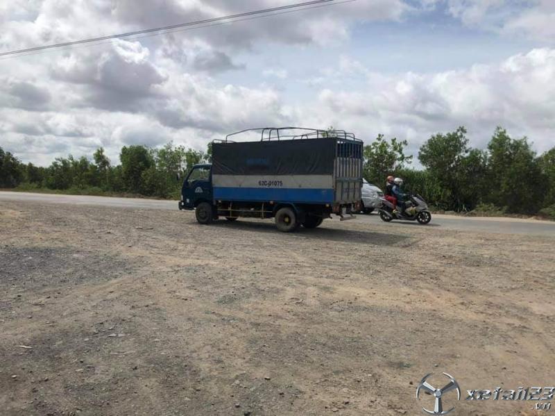 Thanh Lý gấp TMT sx 2015 thùng mui bạt giá 280 triệu