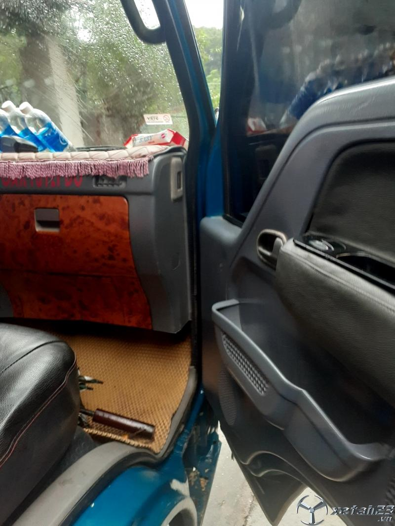 Rao bán xe Kia Frontier đời 2003 thùng mui bạt, sẵn xe giao ngay