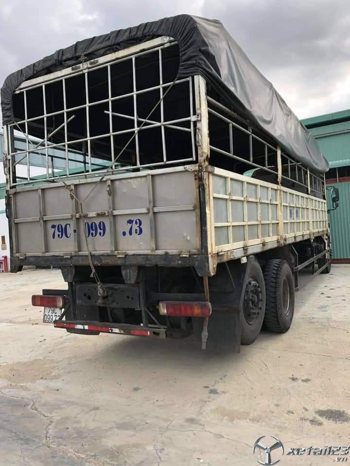 Bán Thaco Auman sản xuất 2016 thùng mui bạt