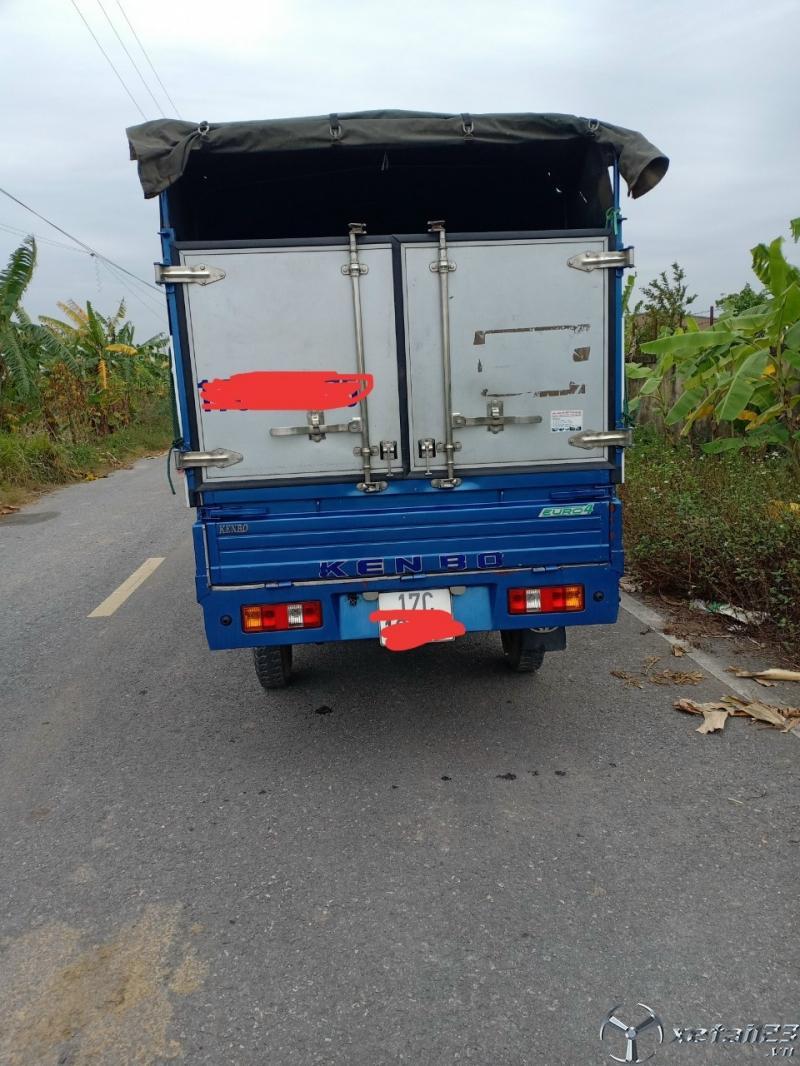 Bán xe tải Kenbo 990 Kg đời 2019 thùng mui bạt giá rẻ , sẵn xe giao ngay