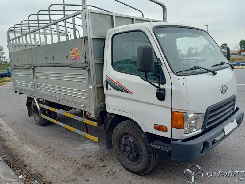 Xe Hyundai HD72 3,1 tấn đời 2009 thùng mui bạt cần bán  giá rẻ nhất