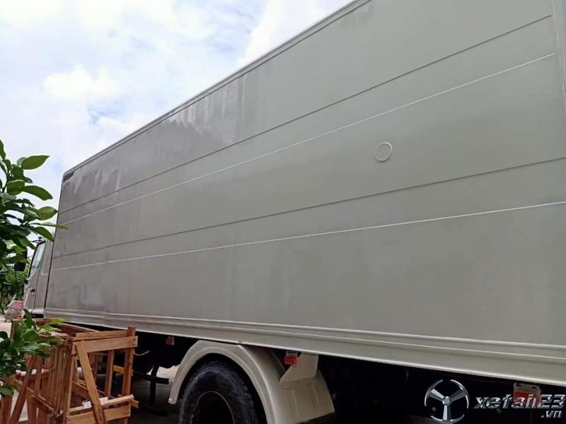 Bán gấp xe Hino FG thùng Quyền dài 7m , tải 8 tấn sản xuất năm 2005