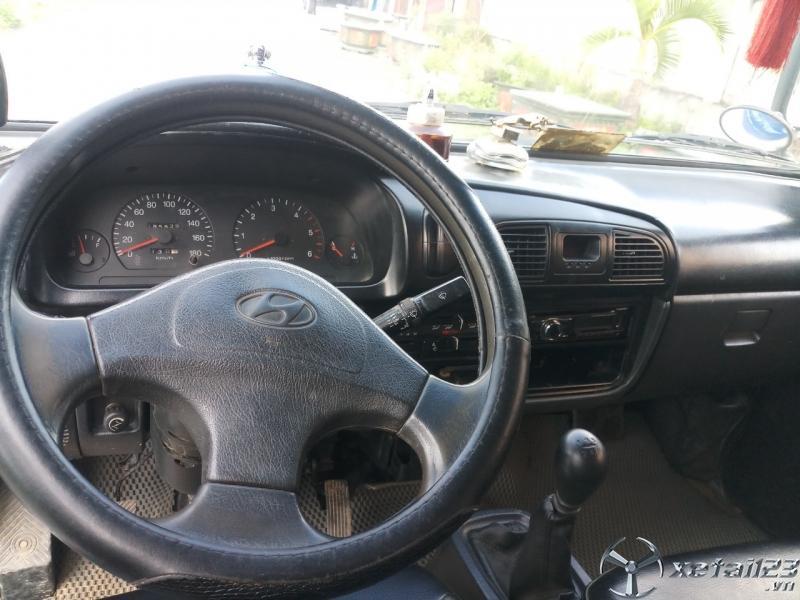 Rao bán Hyundai sx 2009 thùng mui bạt giá 175 triệu