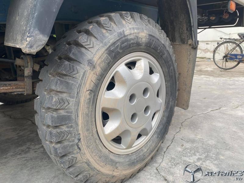 Thanh Lý gấp xe Thaco Towner sản xuất năm 2017 , đăng kí 2019 thùng kín