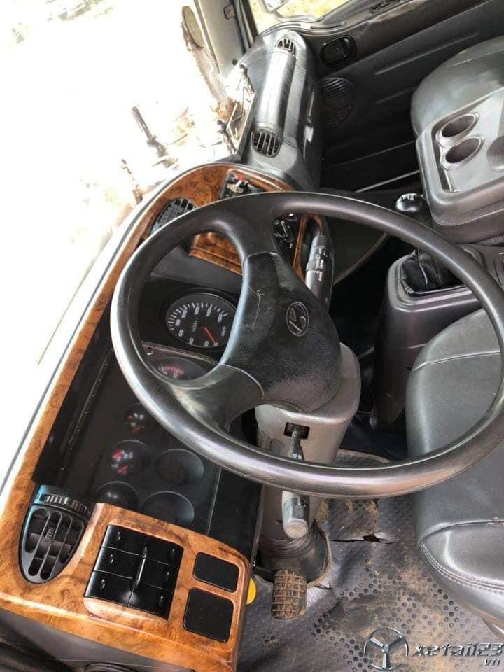 Rao bán xe Hyundai HD120 đời 2011 thùng mui bạt với giá 550 triệu