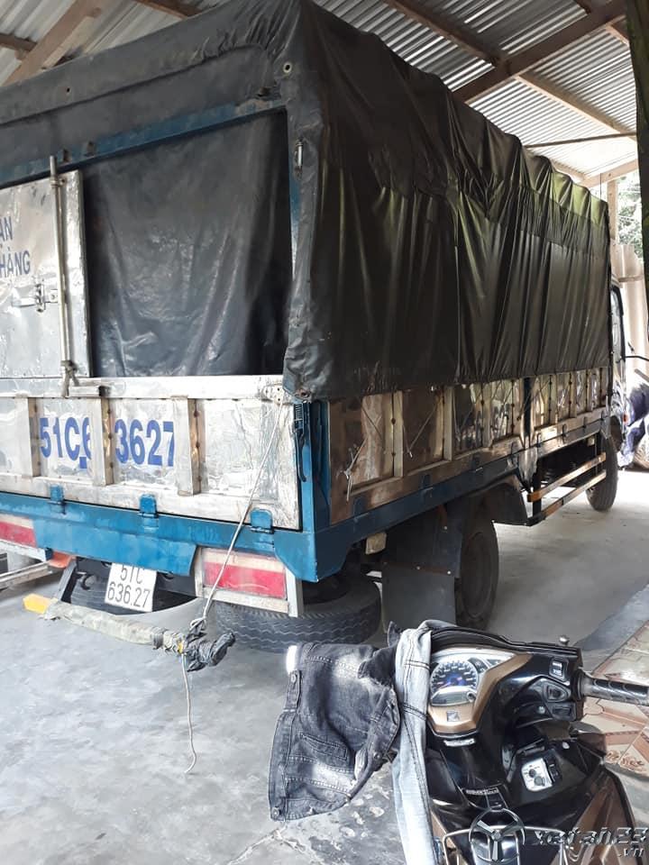 Cần bán gấp Veam sx 2015 thùng mui bạt , giá 160 triệu