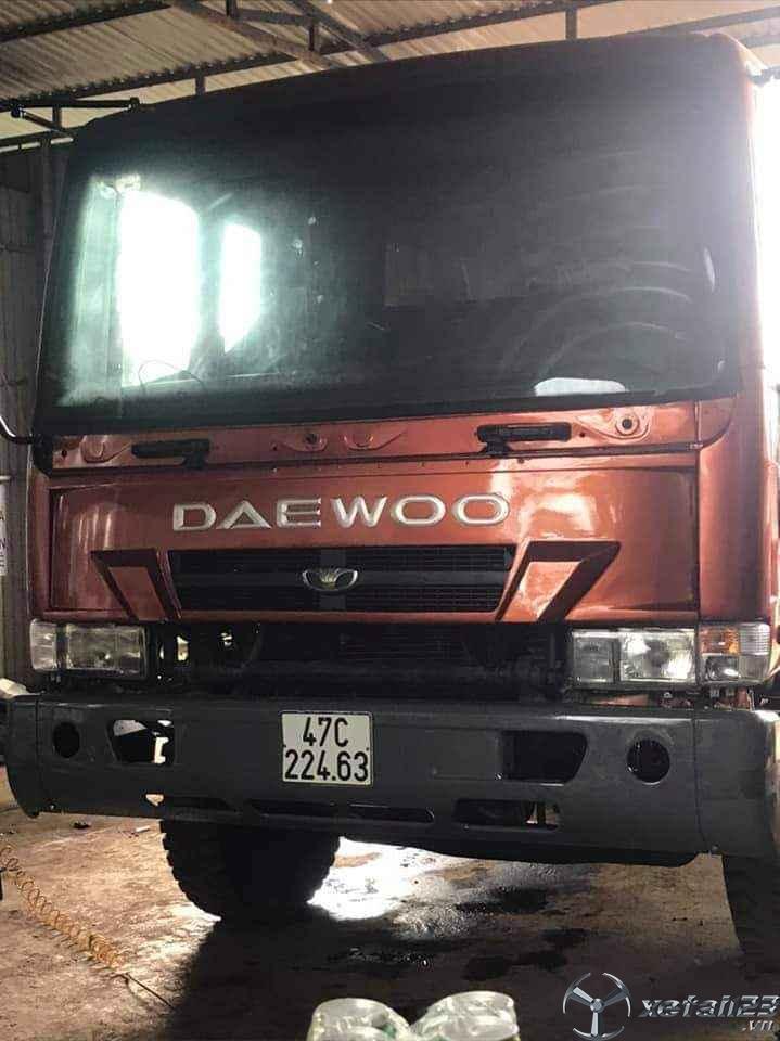 Bán gấp Ô tô tải tự đổ Daewoo sx năm 2002