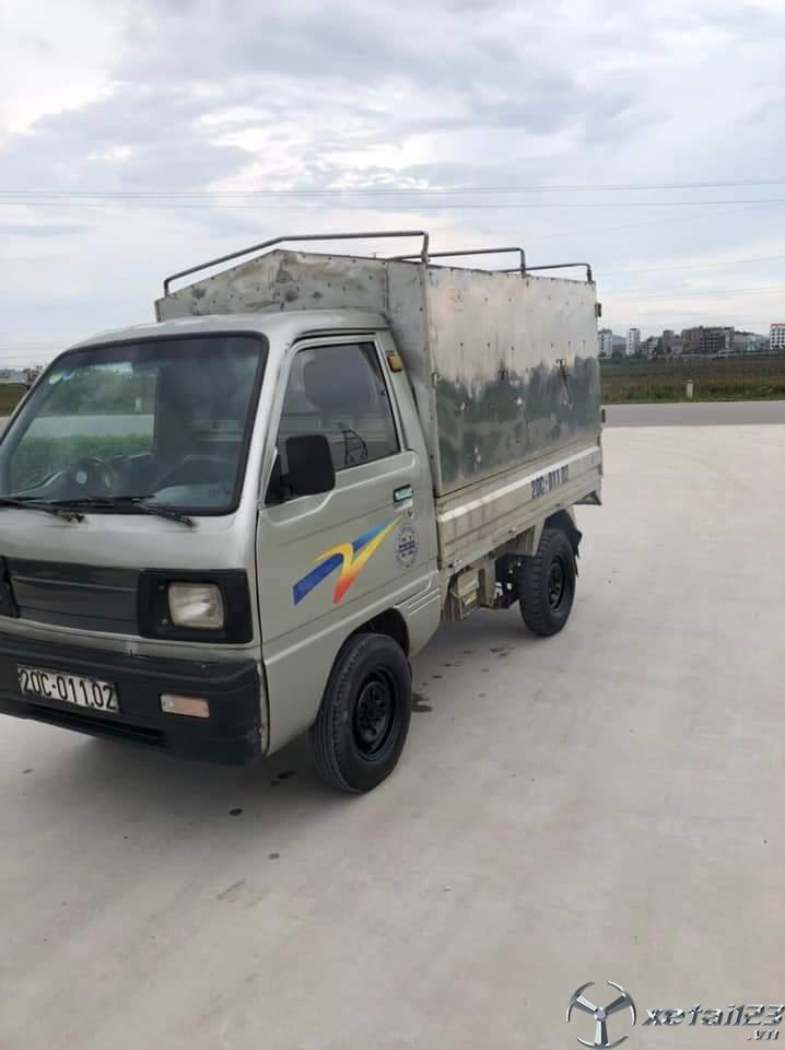 Thanh lý gấp xe Suzuki đời 2011 thùng mui bạt giá 36 triệu