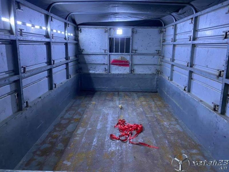 Bán Dongben đời 2018 thùng mui bạt đã qua sử dụng chỉ với 125 triêu