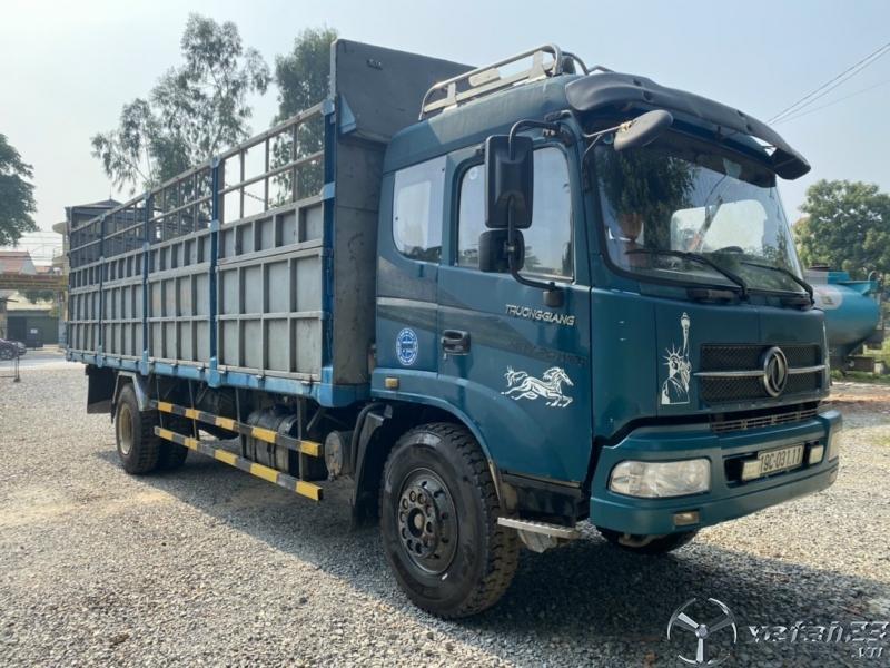 Cần bán gấp xe Trường Giang 7 tấn đời 2013 thùng mui bạt