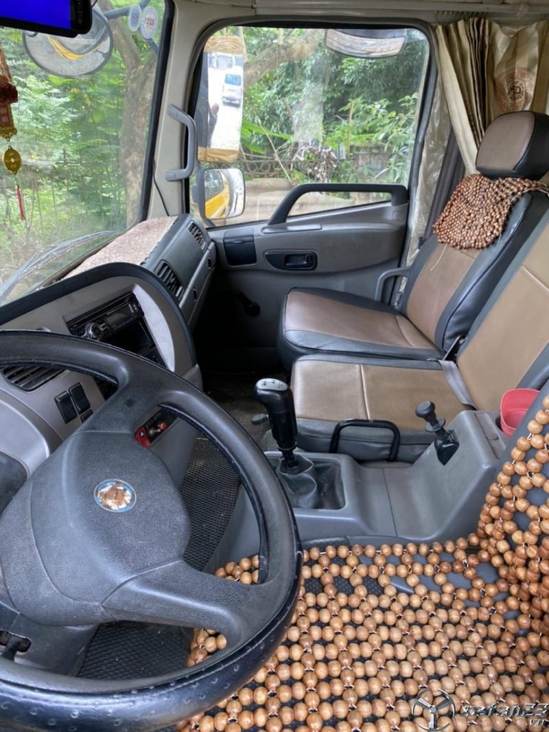 Cần bán xe TMT sx 2015, đăng kí 2016 thùng mui bạt, sẵn xe giao ngay