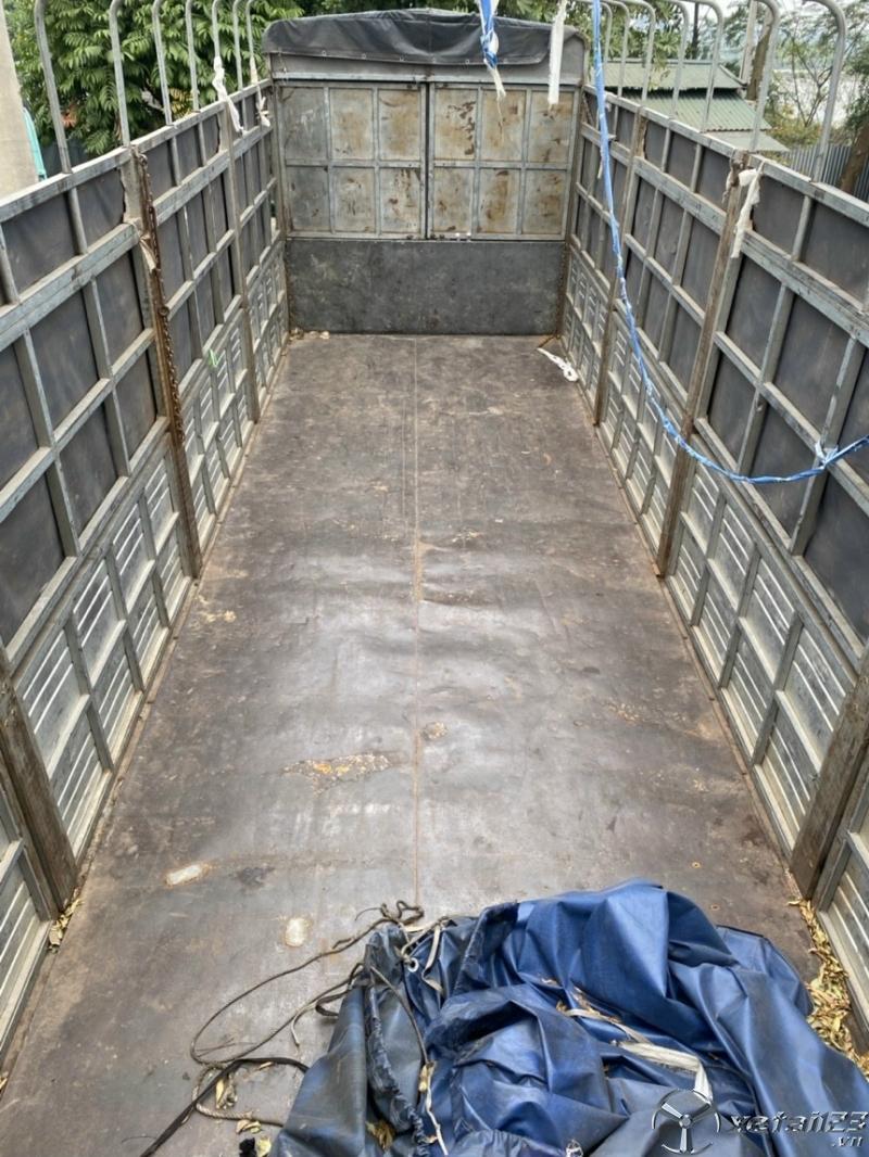 Rao bán xe Trường giang 8 tấn đời 2015 thùng mui bạt giá hợp lí nhất
