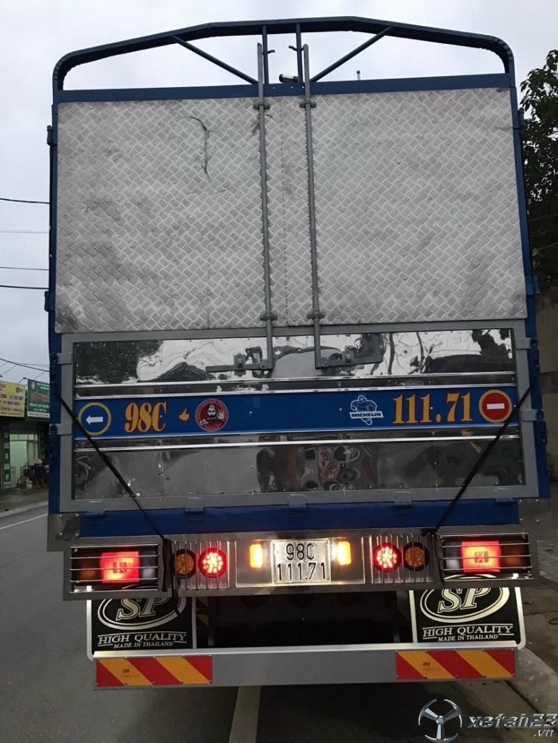 Xe Chenglong sx 2016 thùng chở pallet chứa gỗ cần bán giá tốt nhất