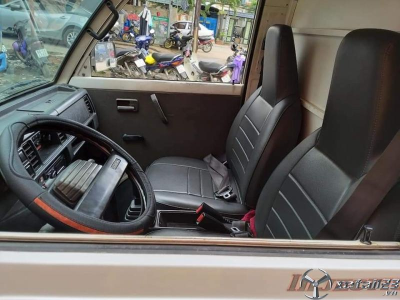 Bán ô tô tải van Suzuki đời 2009 với giá 130 triệu có thương lượng