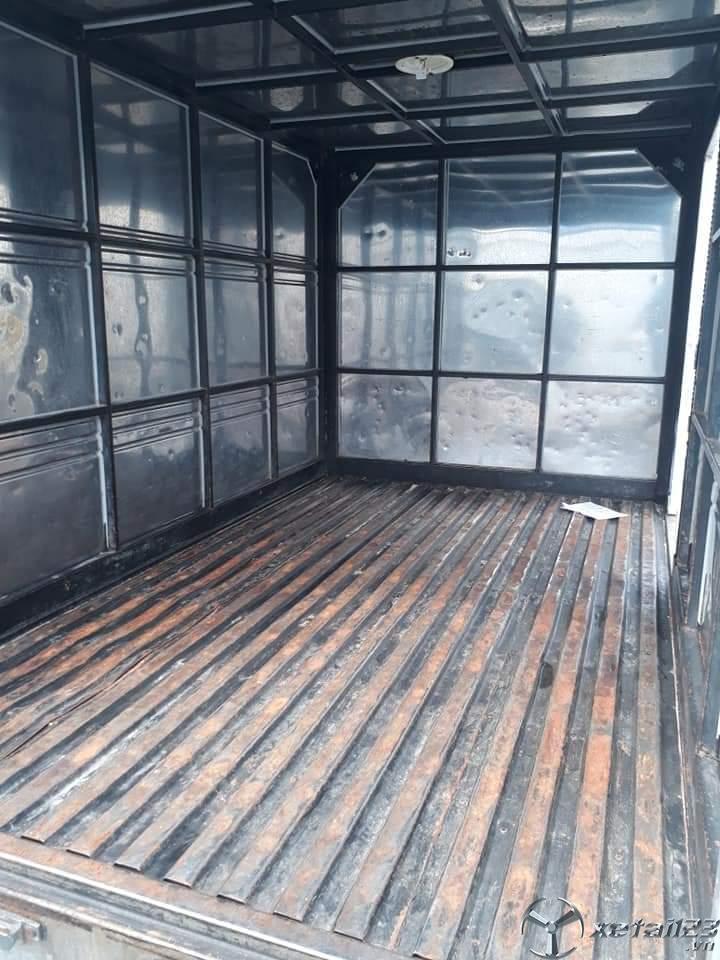 Cần thanh lý xe Thaco Towner đời 2019 thùng kín giá chỉ 170 triệu