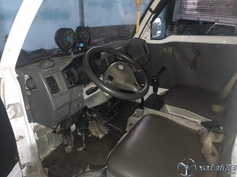 Thanh lý gấp xe Thaco Towner 550Kg đời 2012 thùng mui bạt