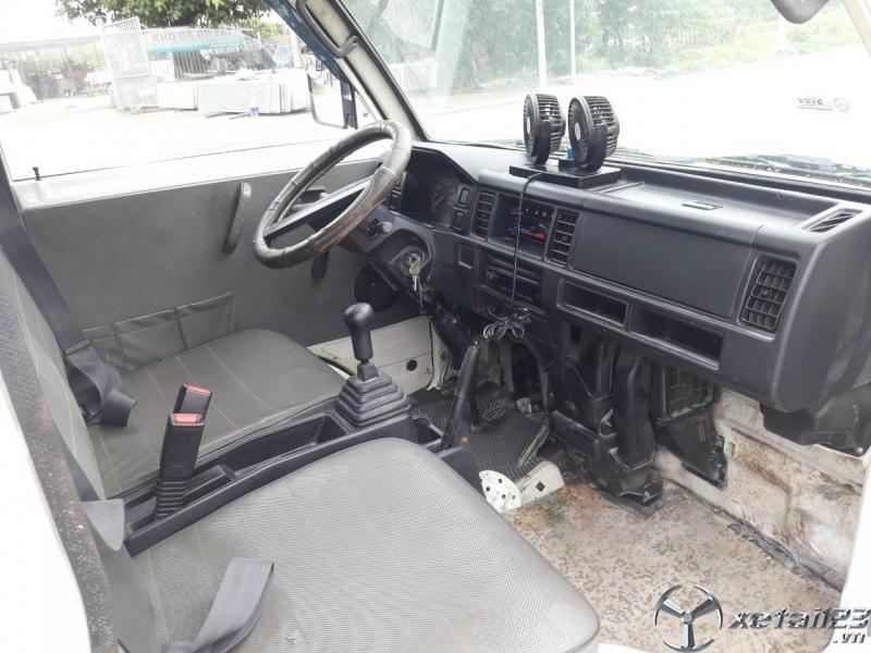 Bán gấp xe tải Suzuki đời 2011 thùng mui bạt giá 126 triệu