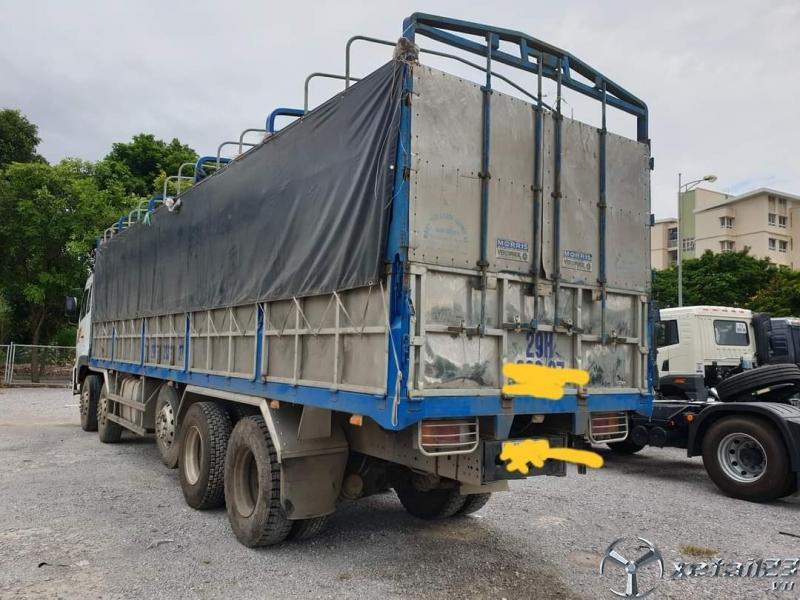 Bán Dongfeng Hoàng Huy 5 chân đời 2015 thùng mui bạt giá công khai chỉ 700 triệu