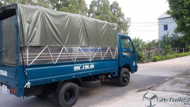 Cần bán xe Kia K3000S đời 2011 thùng mui bạt giá 210 triệu
