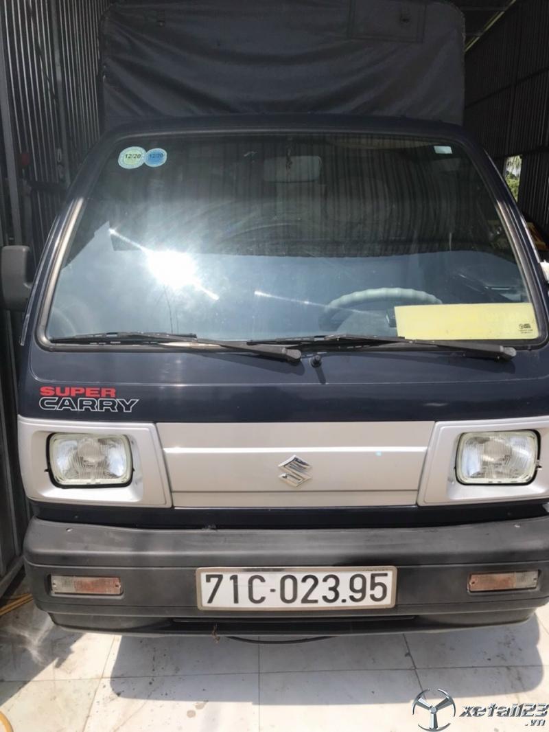 Bán xe tải Suzuki 5 tạ đời 2013 thùng mui bạt