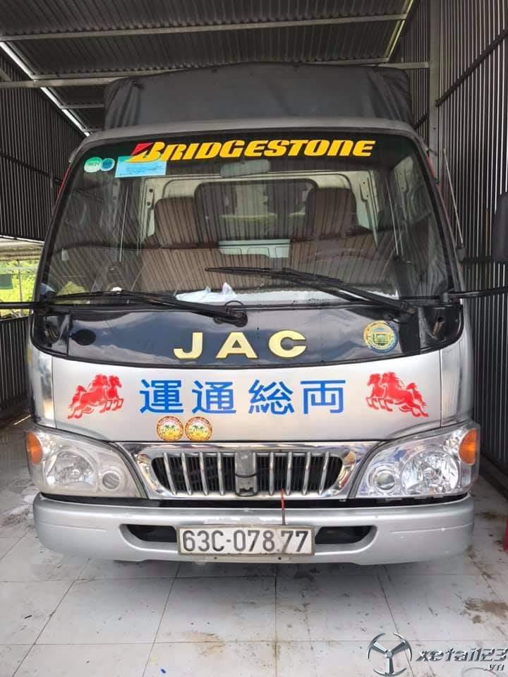 Cần bán gấp JAC sản xuất 2016 thùng mui bạt giá 220 triệu , có thương lượng