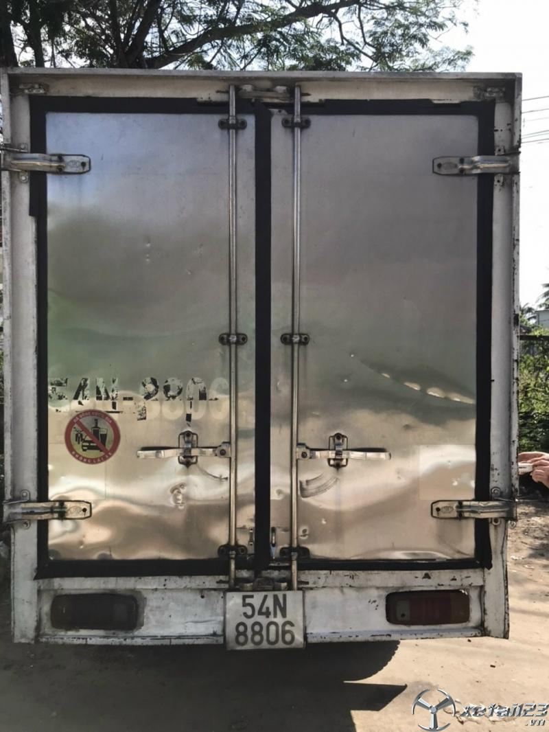 Cần thanh lý gấp xe Kia Frontier 1,1 tấn đời 1999 thùng mui bạt
