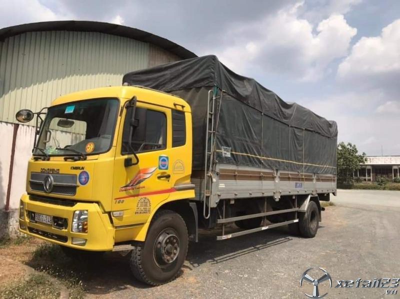 Bán Dongfeng sx 2015 thùng mui bạt giá công khai 520 triệu