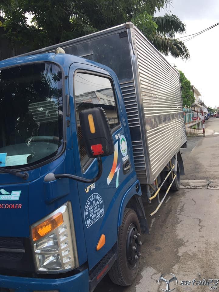 Rao bán xe Veam đời 2016 thùng kín giá chỉ 220 triệu , sẵn xe giao ngay