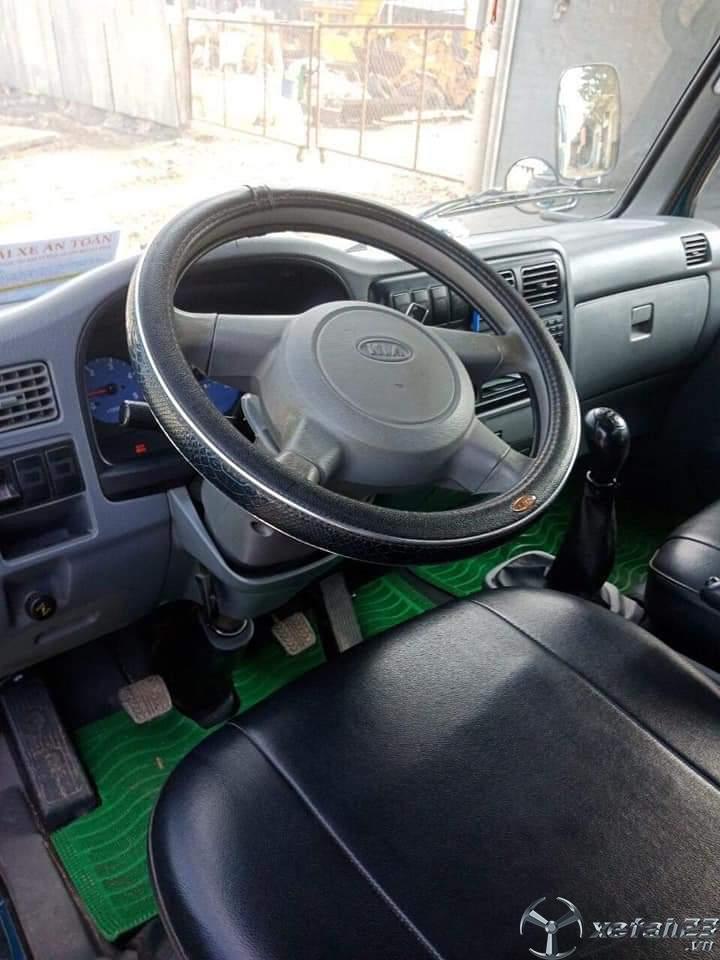 Cần bán xe Thaco K190 đời 2017 phiên bản thùng kín chỉ với 270 triệu