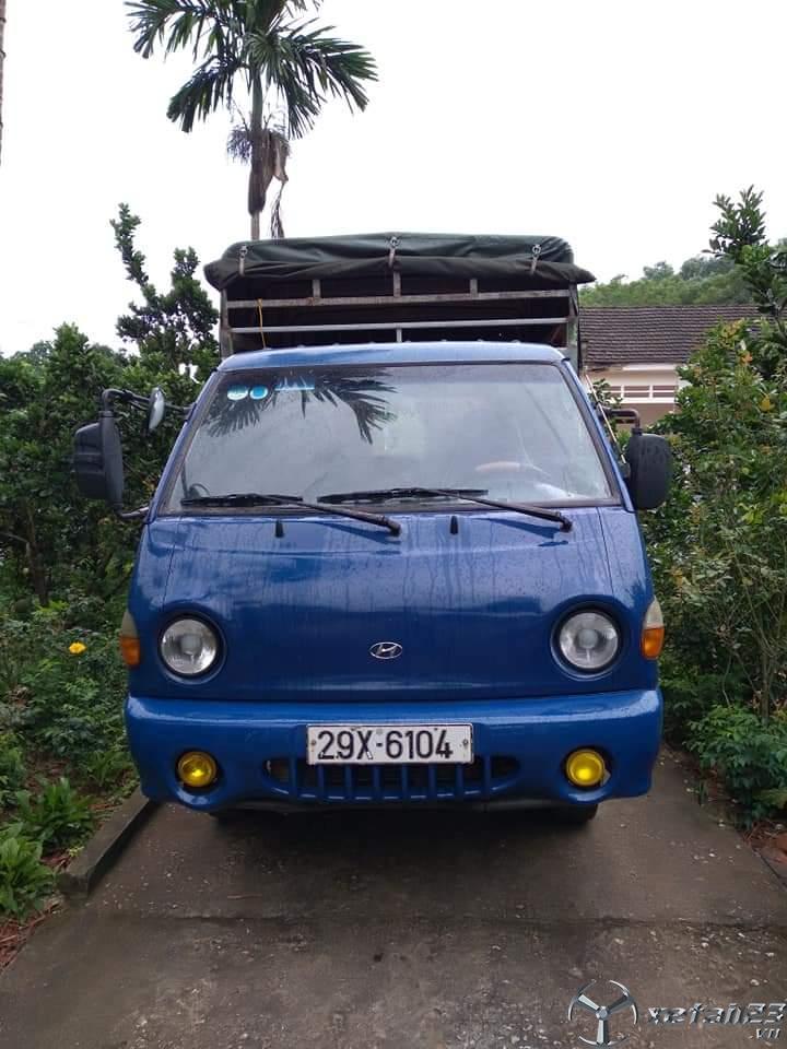 Cần bán xe Hyundai Porter đời 2005 thùng mui bạt giá rẻ nhất, sẵn xe giao ngay
