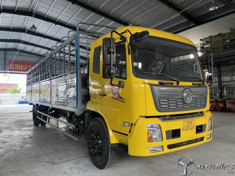 Xe tải dongfeng 8 tấn thùng dài 9m5 nhập khẩu 2021