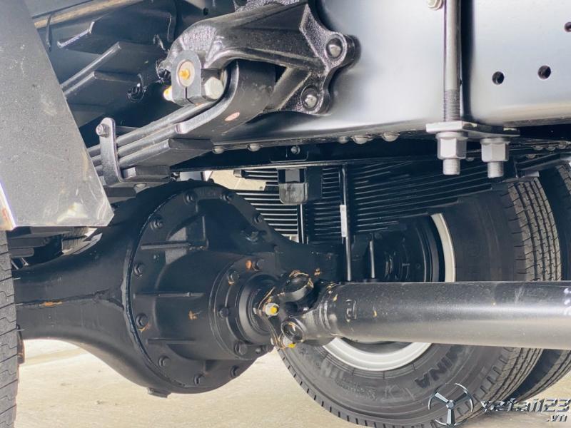 Xe tải Jac N900 9 tấn thùng dài 7 mét- động cơ cummins nhập khẩu